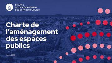 Charte de l'aménagement des espaces publics