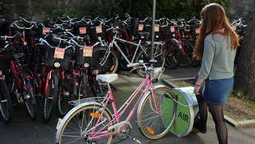 Louer ou entretenir son vélo à la Maison du Vélo du Grand Nancy