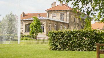 Parc de Brabois à Villers-lès-Nancy