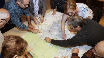 Réunion publique sur le Plan Local d'Urbanisme intercommunal du Grand Nancy