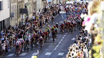 Passage du Tour de France 2019 dans la Métropole