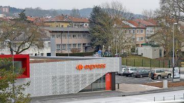 Centre commercial Les Embruns