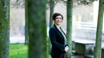 Chaynesse Khirouni, vice-présidente déléguée à la Transition écologique et à l'urbanisme
