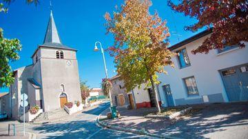 Art-sur-Meurthe, le village