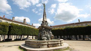 Place d'Alliance au cœur du site patrimonial remarquable de Nancy