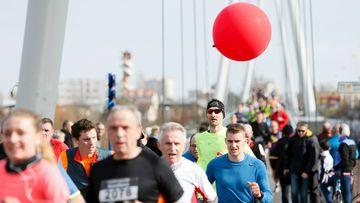 11e édition du semi-marathon du Grand Nancy, en mars 2018