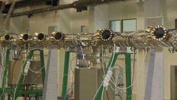 Le Tube Daum, un équipement unique au monde