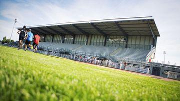 Stade Raymond Petit à Tomblaine