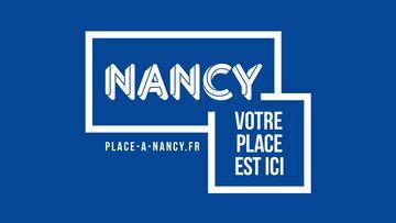 Nancy, votre place est ici, la signature