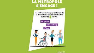 Diversité : la Métropole s'engage !