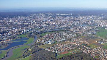 Panorama de l'agglomération