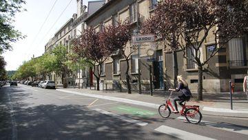 Se déplacer à vélo dans la Métropole