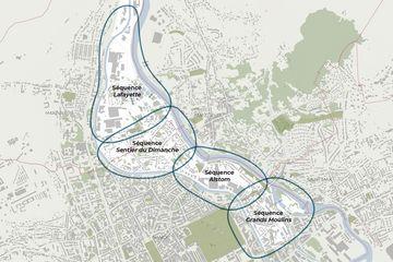le secteur Meurthe Canal