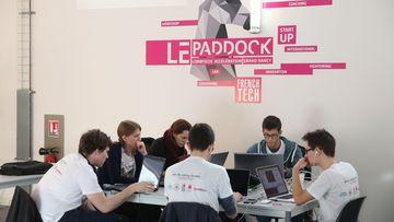 Hackathon organisé au Paddock