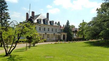 Le Château de Madame de Graffigny à Villers-lès-Nancy