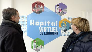 Hôpital virtuel de Lorraine