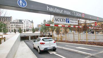 une offre de parkings adaptée